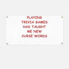 i love trivia Banner