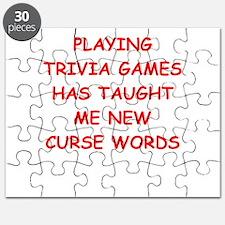 i love trivia Puzzle