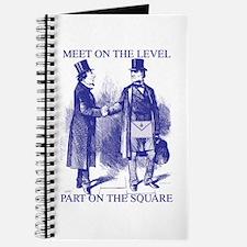 Meeting On the Level - Masonic Blue Journal