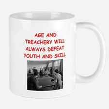 i loce table tennis Mugs