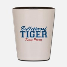 Kenny Powers Bulletproof Tiger Shot Glass