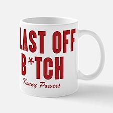 Kenny Powers Blast Off B*tch Mugs