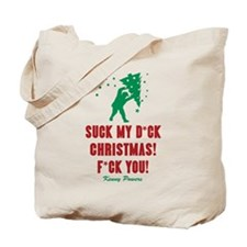 Kenny Powers Christmas Meltdown Tote Bag