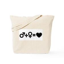 boy+girl Tote Bag