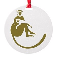 Lemur Conservation Foundation Ornament