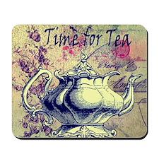 Time for tea Mousepad