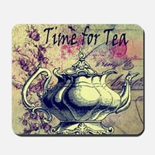 Time for tea Mousepad
