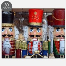 Funny Soldier christmas Puzzle