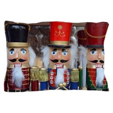 Cute Nutcracker Pillow Case