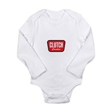 Cute Dude Long Sleeve Infant Bodysuit