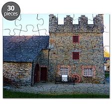 Unique Winterfell Puzzle