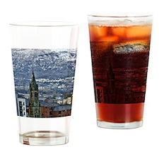 Cute Belfast city Drinking Glass