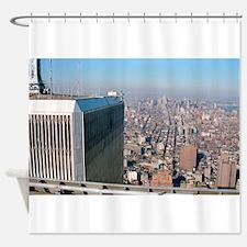 Twin towers - World trade center New York 1987 Sho