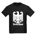 Deutschland - Germany National Symbol Kids Dark T-