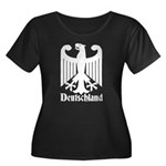 Deutschland - Germany National Symbol Women's Plus