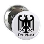 """Deutschland - Germany National Symbol 2.25"""" Button"""
