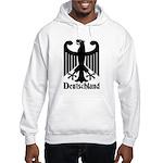 Deutschland - Germany National Symbol Hooded Sweat