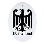 Deutschland - Germany National Symbol Ornament (Ov