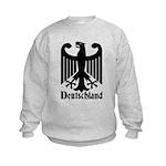 Deutschland - Germany National Symbol Kids Sweatsh