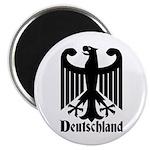 "Deutschland - Germany National Symbol 2.25"" Magnet"
