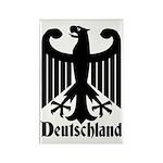 Deutschland - Germany National Symbol Rectangle Ma