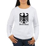 Deutschland - Germany National Symbol Women's Long