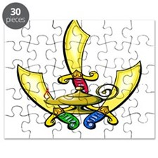 Aladdin Swords Puzzle