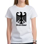 Deutschland - Germany National Symbol Women's T-Sh