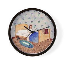 Izzie's Bedtime Wall Clock