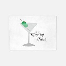 Martini Time 5'x7'Area Rug