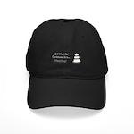 Christmas Wedding Black Cap