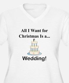 Christmas Wedding T-Shirt