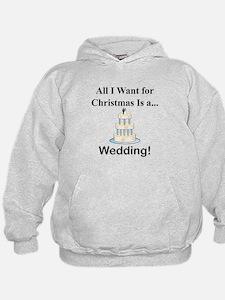 Christmas Wedding Hoodie