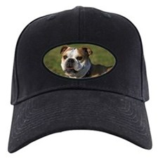 English bulldog Baseball Hat