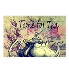 Time for tea Postcards (Package of 8)