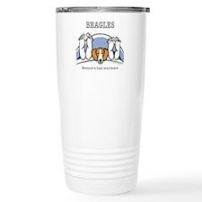 Unique Beagle dog Travel Mug