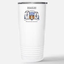 Beagle Travel Mug