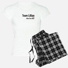 Team Lillian - Dum Tee Dum Pajamas