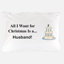 Christmas Husband Pillow Case