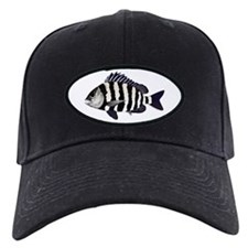 Sheepshead porgy Baseball Hat