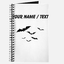 Custom Bats Flying Journal