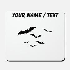 Custom Bats Flying Mousepad