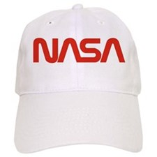 NASA Snake (worm) Baseball Cap
