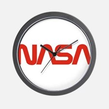 NASA Snake (worm) Wall Clock