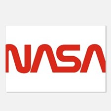 NASA Snake (worm) Postcards (Package of 8)