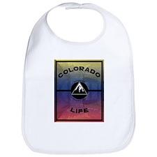 Colorful Colorado Bib