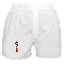 Tribal Paddle Boxer Shorts