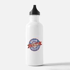 World's Greatest Dad Water Bottle
