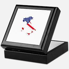 Italian American Keepsake Box