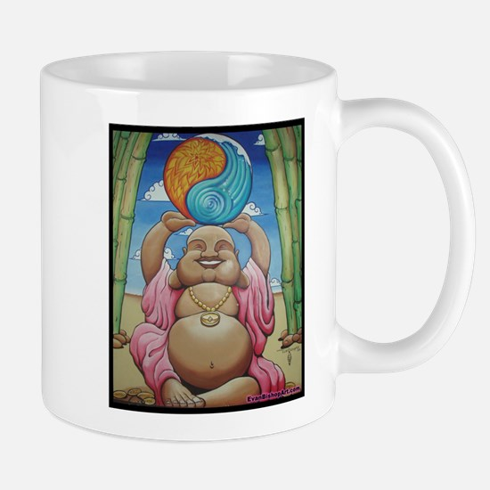 Jolly Buddha Mugs